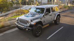 Jeep Wrangler 4xe Plugin-Hybrid 2021
