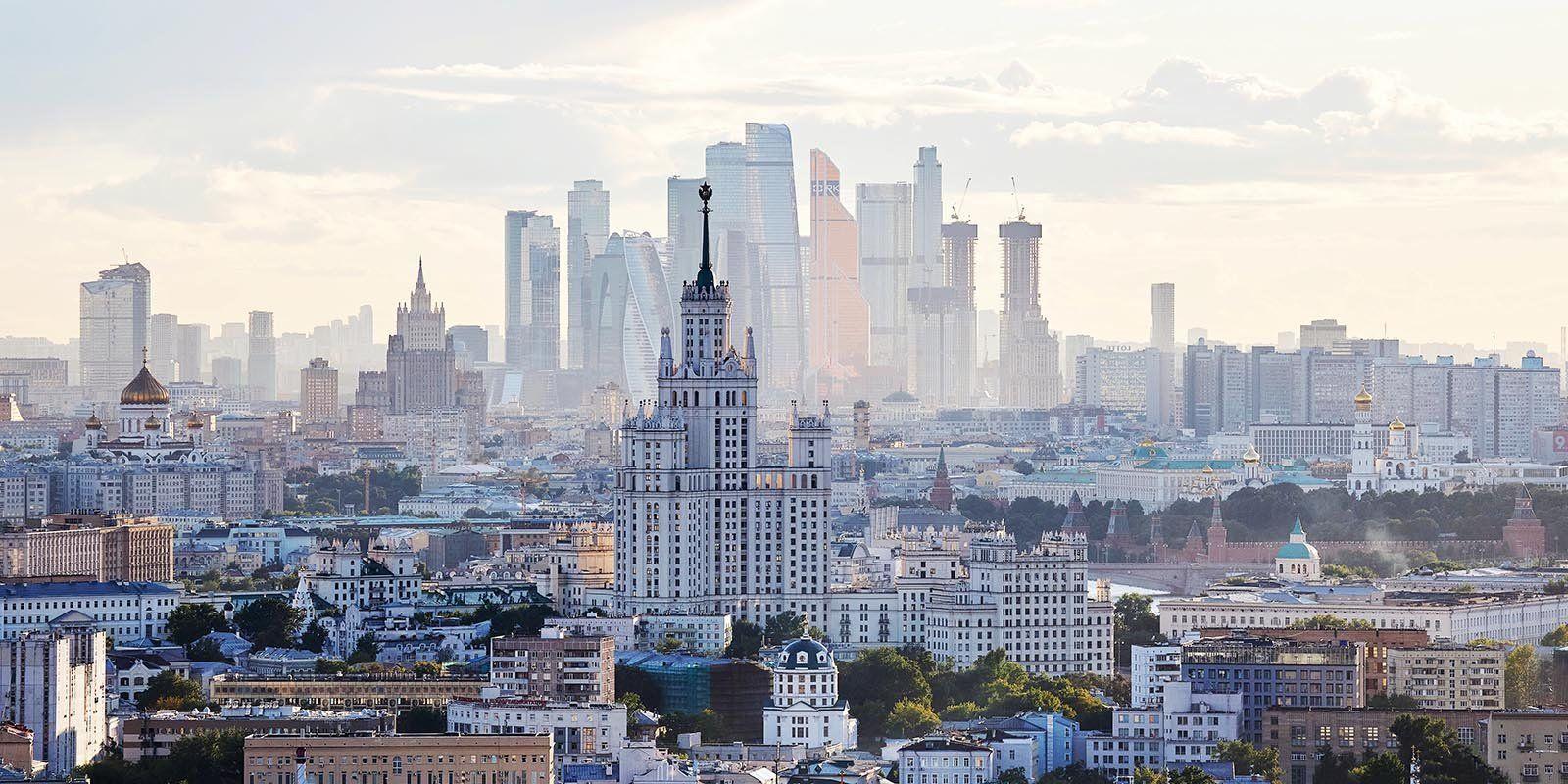 М. Денисов. Mos.ru