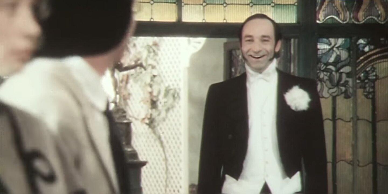 Кадр из фильма «Здравствуйте, я ваша тетя!». Режиссер В. Титов. 1975 год
