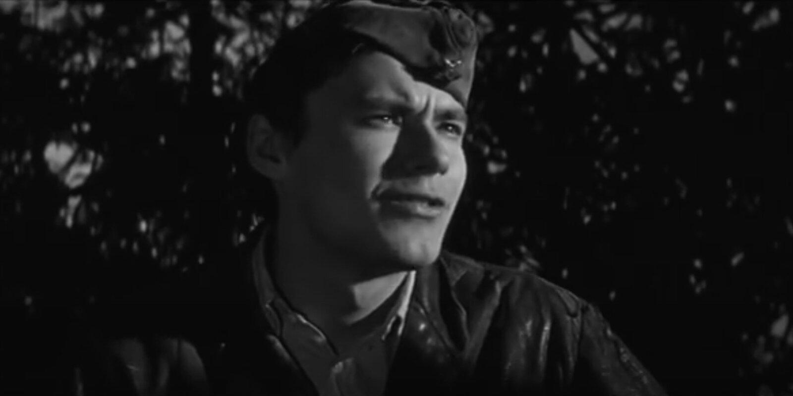 Кадр из фильма «Зимородок». Режиссер В. Никифоров. 1972 год