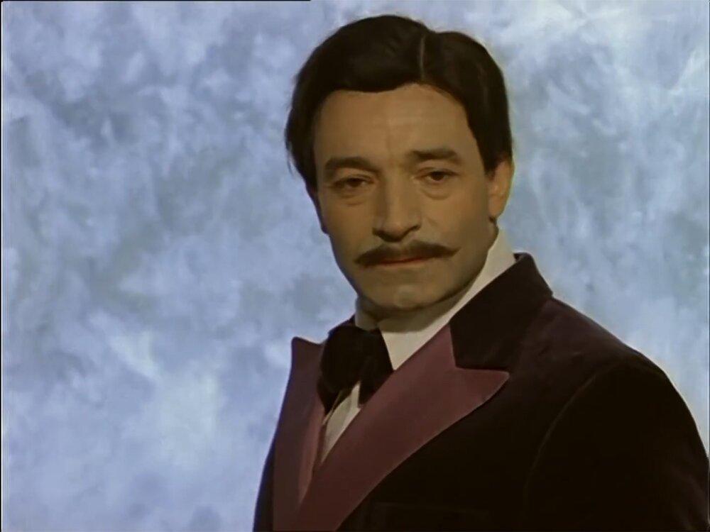 Кадр из фильма «Чародеи». Режиссер К. Бромберг. 1982 год