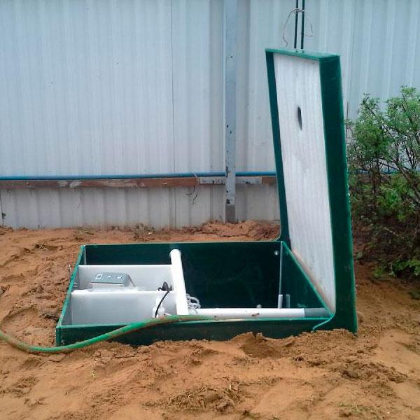 Автономная система канализации. Выгребная яма или септик