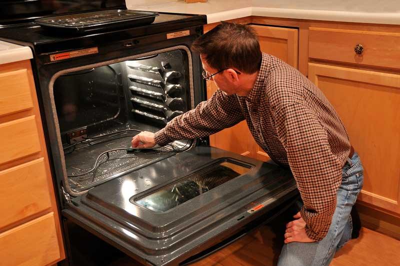 Как отремонтировать газовую духовку