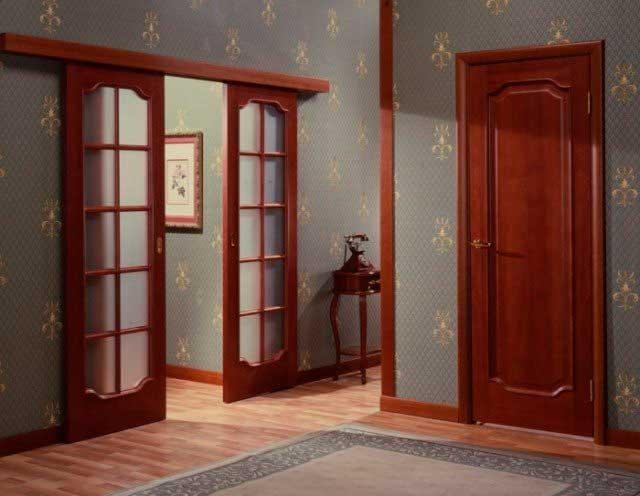Как-починить-дверь в квартире