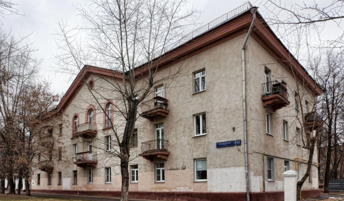 В рамках программы реновации будут сохранены еще 17 домов, представляющих архитектурную ценность