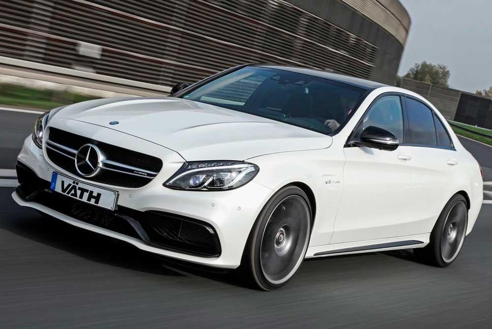 680-сильный-Mercedes