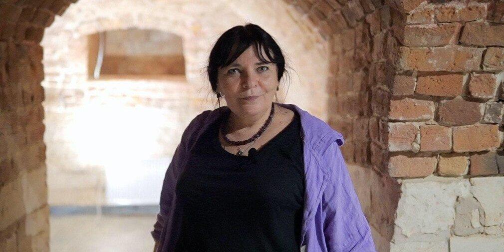 Татьяна Борисова, главный архитектор проекта реставрации Московской межевой канцелярии