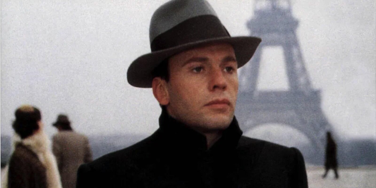 Кадр из фильма «Конформист». Режиссер Б. Бертолуччи. 1970 год