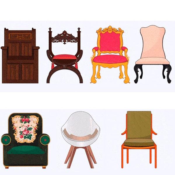 Исторяи мебели