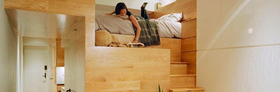 увеличить полезную площадь квартиры