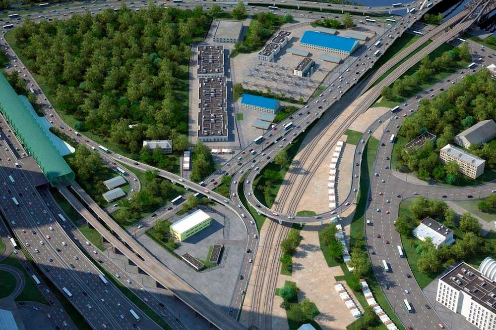 откроют-движение-по-Северному-дублеру-Кутузовского-проспекта