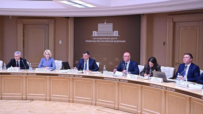 Совещание по развитию туризма и поддержке бизнес-инициатив Карелии