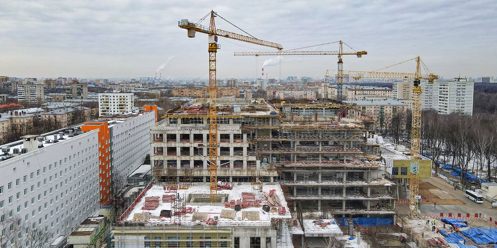 Пресс-служба Мэра и Правительства Москвы