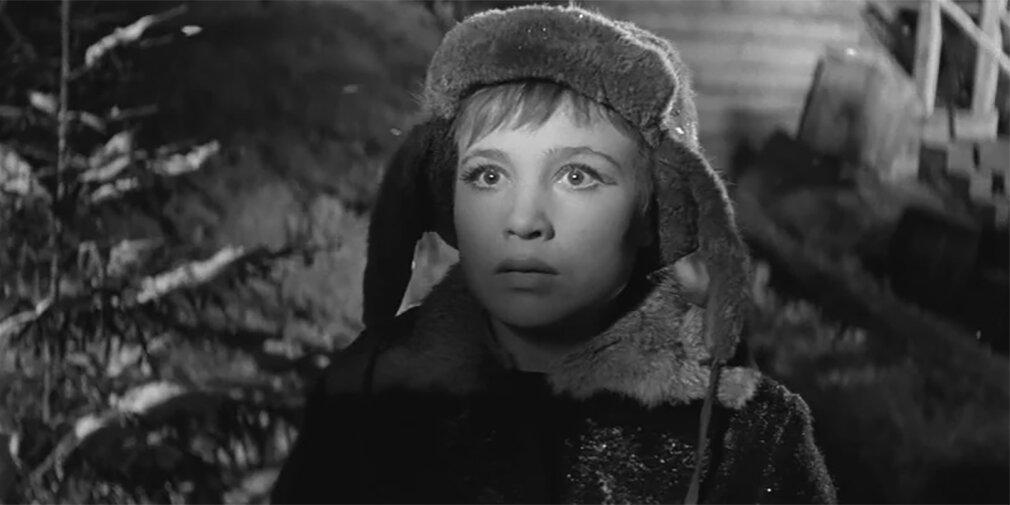 Кадр из фильма «Девчата». Режиссер Ю. Чулюкин. 1962 год