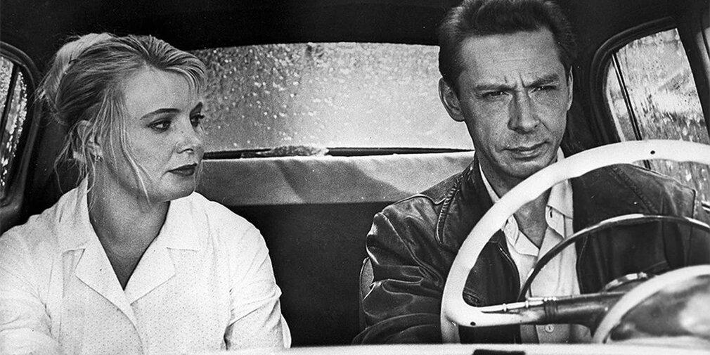 Кадр из фильма «Три тополя на Плющихе». Режиссер Т. Лианозова. 1968 год