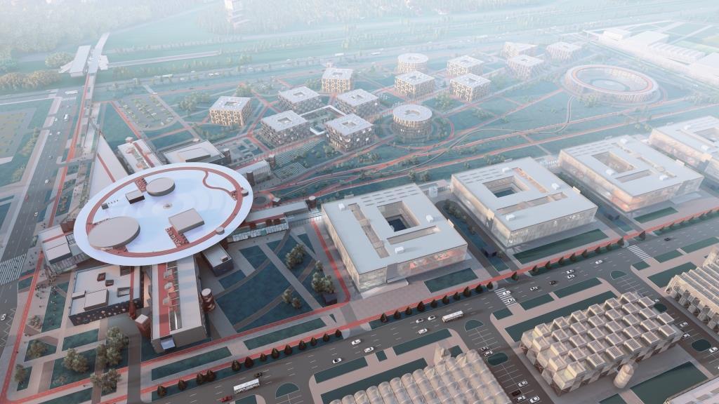 В городе-спутнике Южный согласован инновационный энергоцентр для ИТМО Хайпарка
