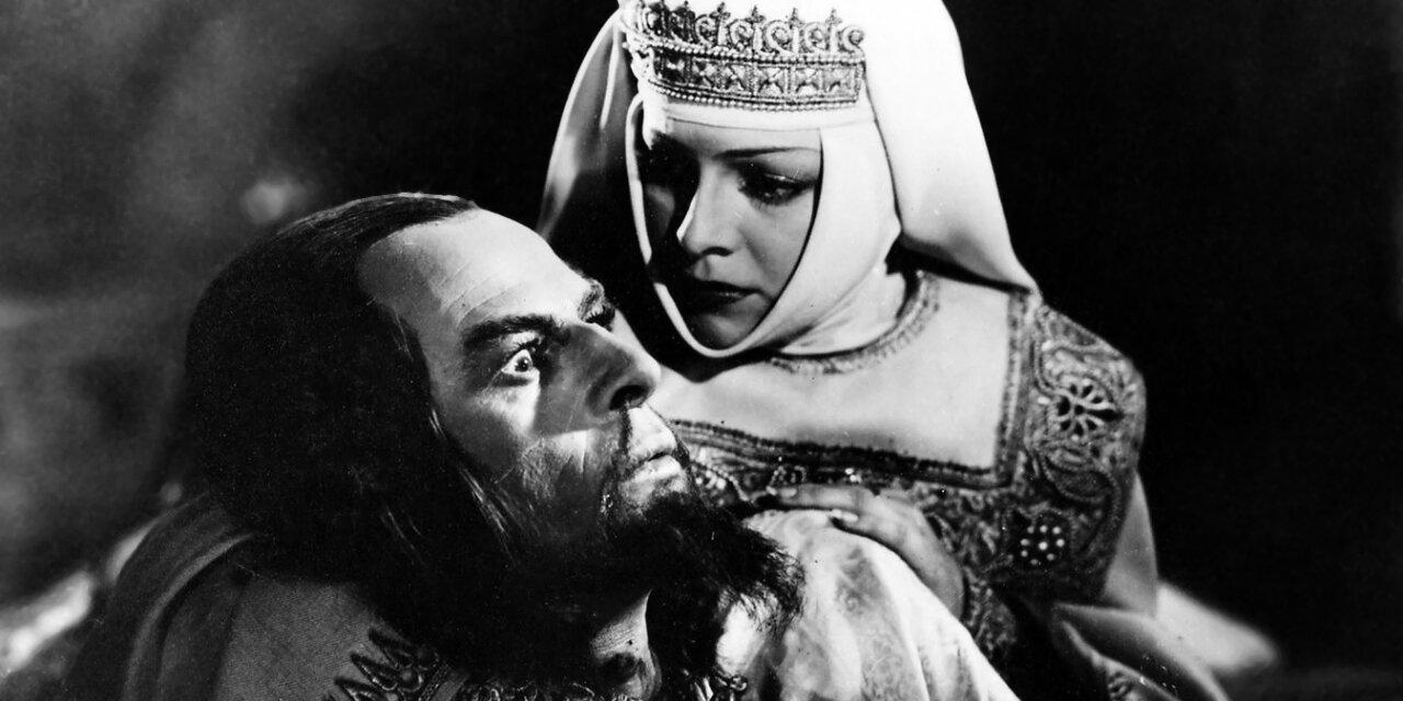 Кадр из фильма «Иван Грозный». Режиссер С. Эйзенштейн. 1944 год