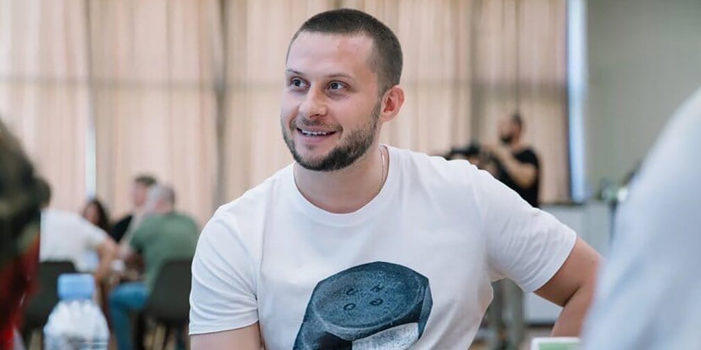 Андрей Петров, директор Московского продюсерского центра