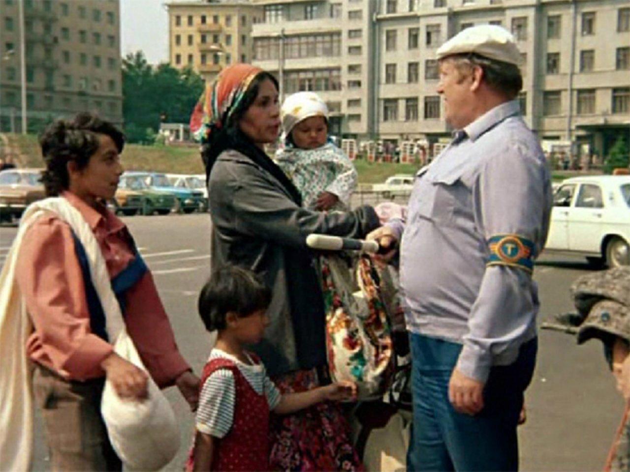 Кадр из фильма «Карнавал». Режиссер Т. Лиознова. 1981 год