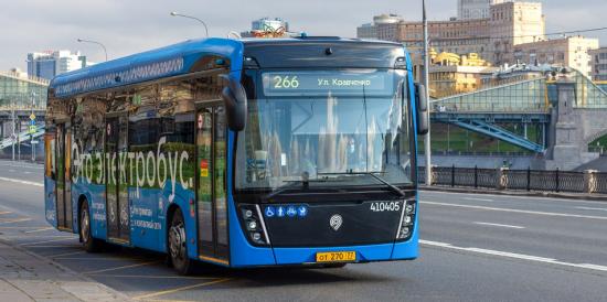 Собянин открыл завод по сборке электробусов в Сокольниках