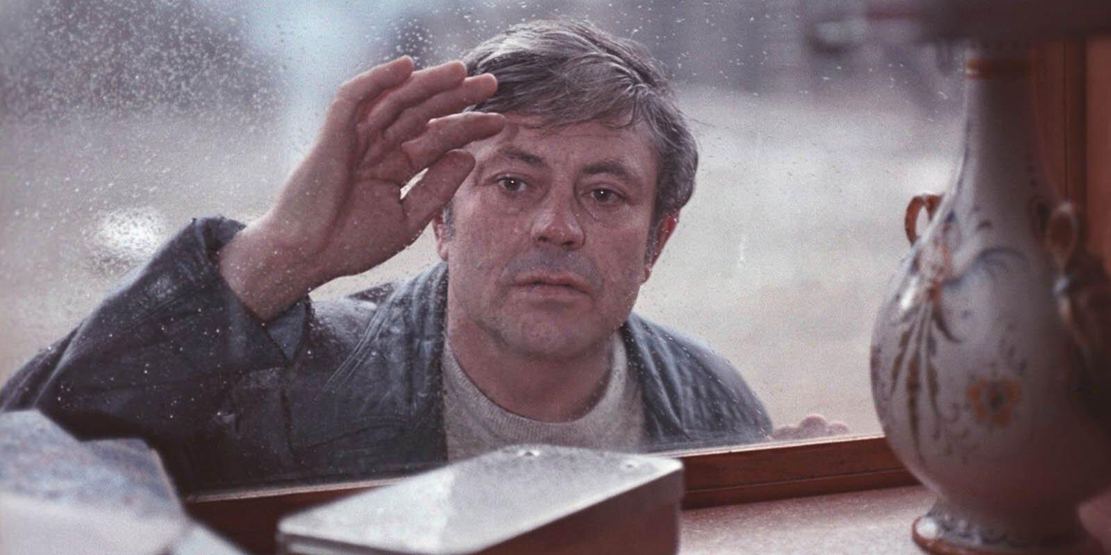 Кадр из фильма «Солярис». Режиссер А. Тарковский. 1972 год