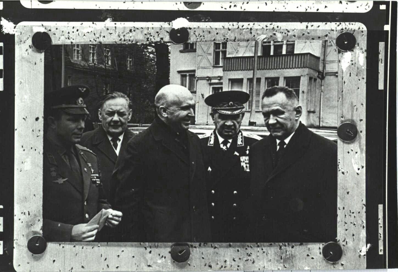 Празднование 20-летия Победы. ГДР, Берлин, 1965 год