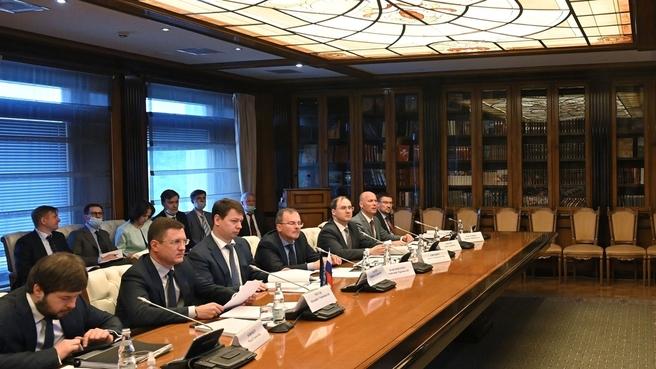 Седьмое заседание Совместной Российско-Саудовской межправительственной комиссии по торгово-экономическому и научно-техническому сотрудничеству