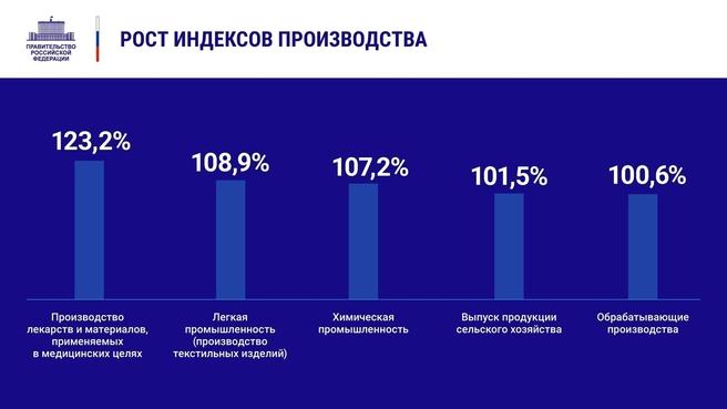 К отчёту о деятельности Правительства России за 2020 год. Слайд 20