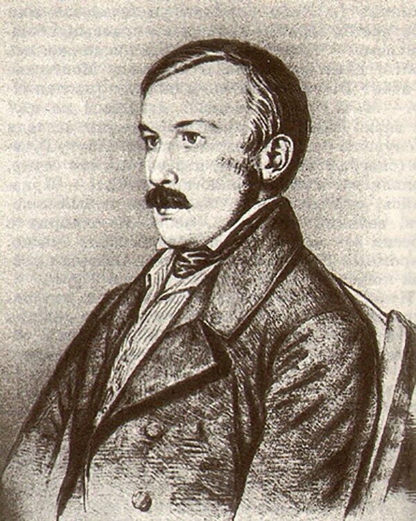 Александр Петрович Толстой