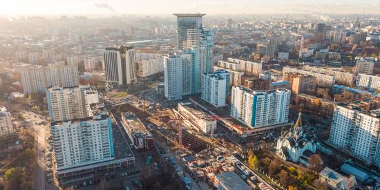 Москва в прошлом году вдвое увеличила объемы промышленного строительства