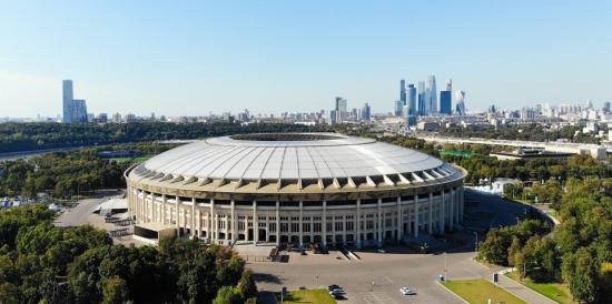 Собянин опроверг сообщения о переезде «Локомотива» в «Лужники»