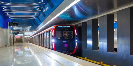 В московском метро на 80% обновится парк вагонов