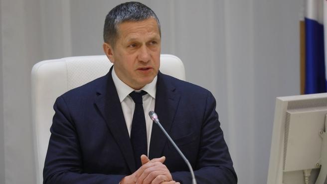 Юрий Трутнев провёл совещание по развитию инновационного научно-технологического центра на острове Русский