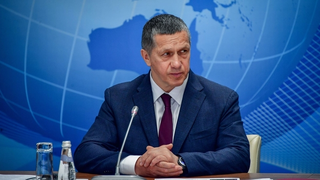 Юрий Трутнев провёл заседание президиума Правительственной комиссии по вопросам социально-экономического развития Дальнего Востока