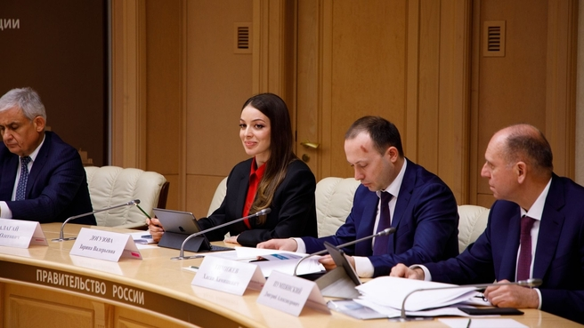 Совещание о развитии туризма в Северо-Кавказском федеральном округе