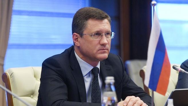 Александр Новак принял участие в 17-й министерской встрече стран ОПЕК и не-ОПЕК