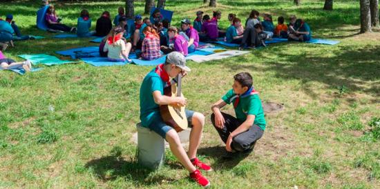 Детей приглашают на бесплатные занятия в московских парках
