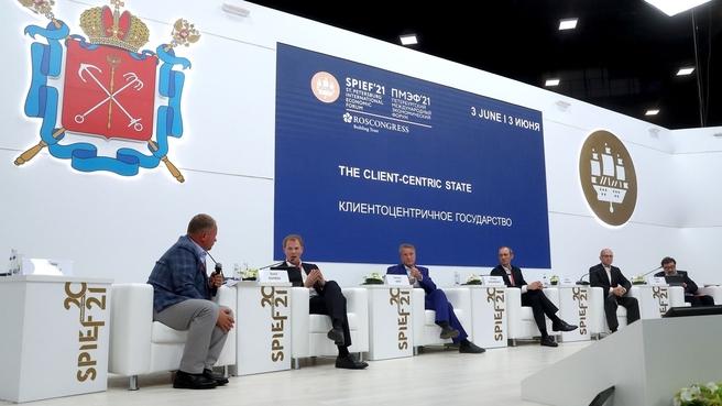 Петербургский международный экономический форум – 2021