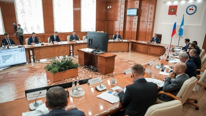 Рабочая поездка Юрия Трутнева в Республику Саха (Якутия)