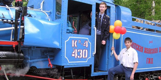 С 8 июня по Московской детской железной дороге будет пущено пассажирское движение