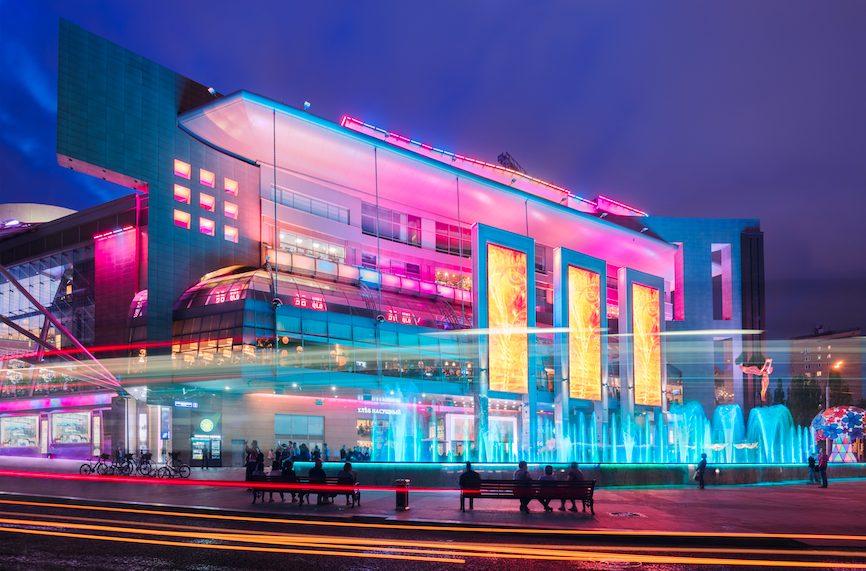 UNIQLO откроет крупнейший магазин в Европе в ТРЦ «Европейский» - UNIQLO МОСКВА
