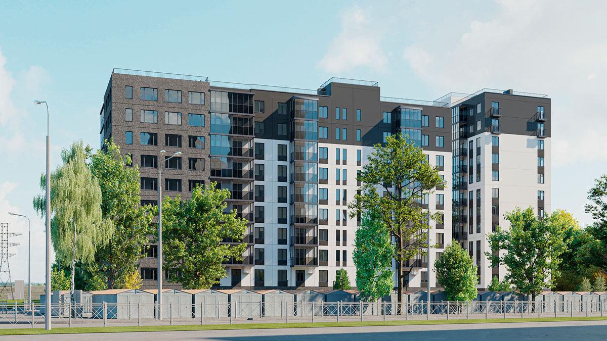 Bonava представила новый проект в Приморском районе