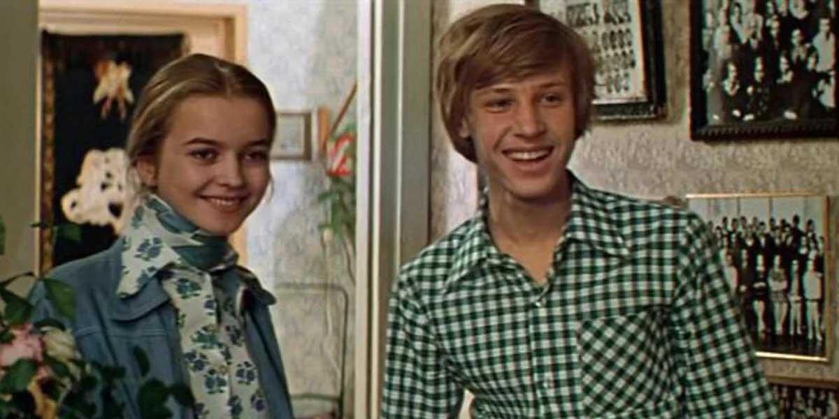 Кадр из фильма «Розыгрыш». Режиссер В. Меньшов. 1976 год