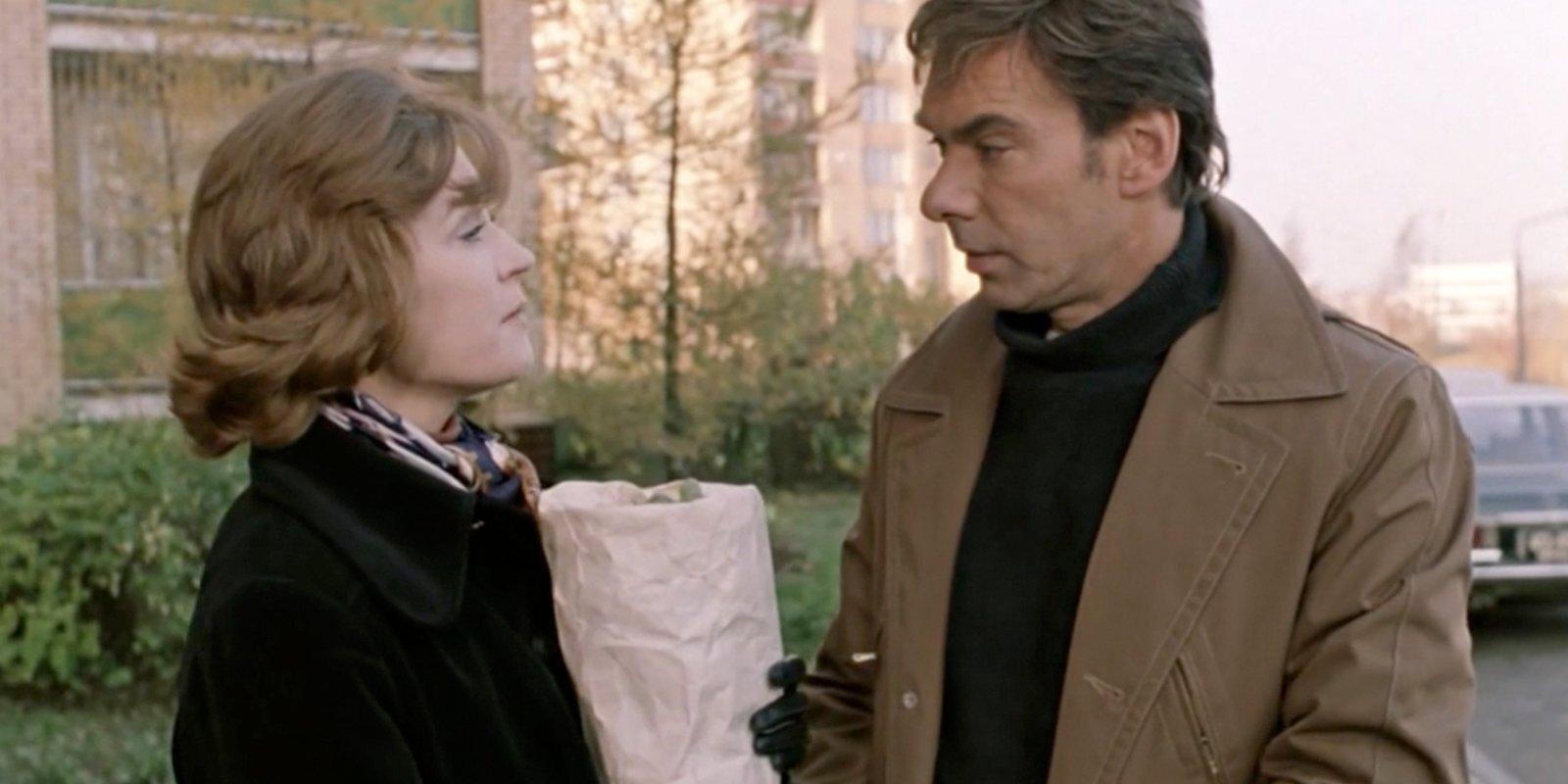 Кадр из фильма «Москва слезам не верит». Режиссер В. Меньшов. 1979 год