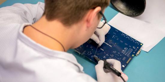 «Московская техническая школа» подготовит 1200 инженеров по профилю «Технологии связи»