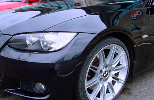 Предпродажная подготовка легкового автомобиля