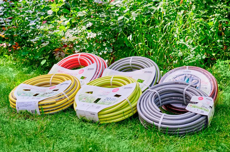 Садовые шланги: от любительских до профессиональных