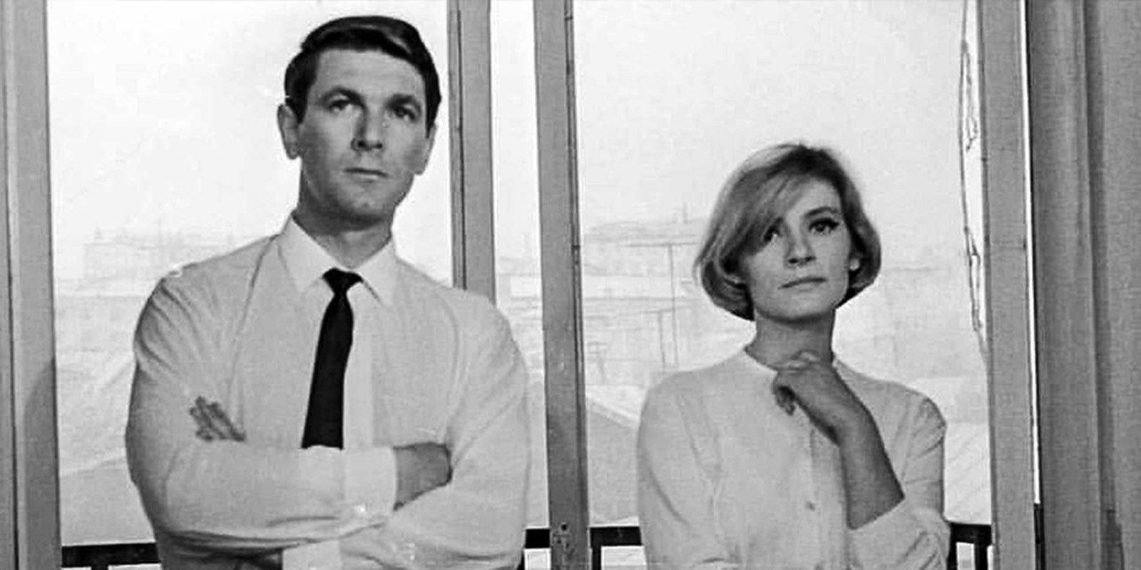 Кадр из фильма «Июльский дождь». Режиссер Марлен Хуциев. 1966 год