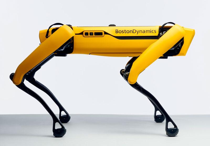 Робопес Boston Dynamics появился в продаже