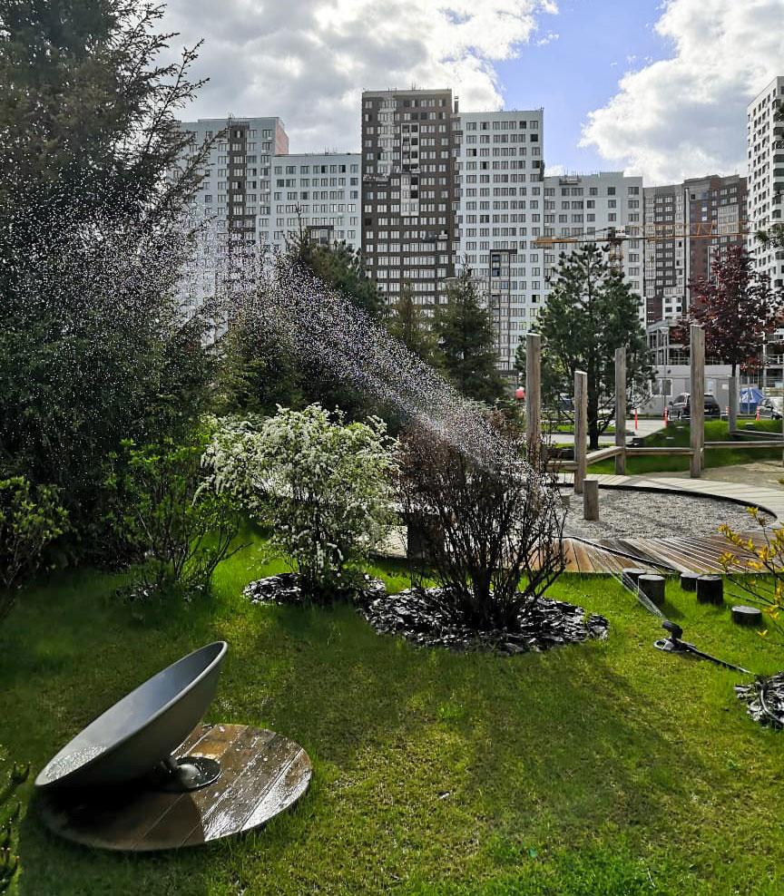 Спрос на квартиры в ЖК «Румянцево-Парк»